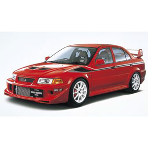 1/18 Mitsubishi Lancer Evolution VI GSR T.M.E (CP9A) Red【IG1550】 ignitionモデル
