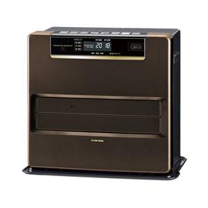 FH-WZ4618BY-TU コロナ 石油ファンヒーター(木造12畳/コンクリート17畳まで) 【暖房器具】CORONA アーバンブラウン