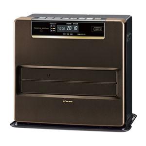 FH-WZ5718BY-TU コロナ 石油ファンヒーター(木造15畳/コンクリート20畳まで) 【暖房器具】CORONA アーバンブラウン