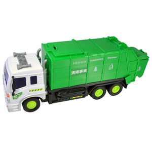 R C はたらく車両 童友社 ラジコン ゴミ収集車 スーパーSALE セール期間限定 メイルオーダー