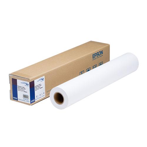 PXMC24R11 エプソン ロール紙 プロフェッショナルフォトペーパー(厚手絹目・24インチ)