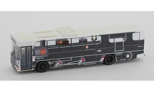 鉄道模型 トミーテック まとめ買い特価 N ザ 大幅にプライスダウン ジェイアールバス関東 白棚線60周年記念SLラッピングバス バスコレクション