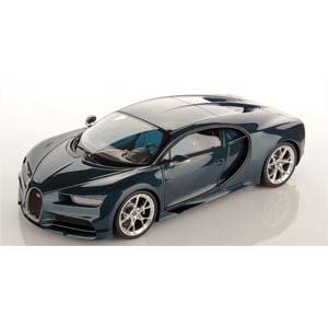 1/18 Bugatti Chiron Blue Bugatti Carbon Chiron【BUG06H】 MR MR Collection, VEROMAN:e108db09 --- gpravelli.com.br