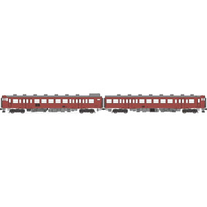 [鉄道模型]トラムウェイ (HO) TW47-5R-MTS 国鉄キハ47首都圏色-500番代 動力付・1500番代 動力なしセット
