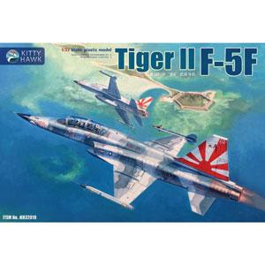 1/32 F-5F タイガーII【KITKH32019】 キティホークモデル
