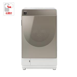 ES-G111-NR シャープ 11.0kg ドラム式洗濯乾燥機【右開き】ゴールド系 SHARP