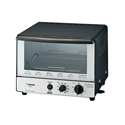 EQ-SA22-BW 象印 オーブントースター モノトーン ZOJIRUSHI こんがり倶楽部