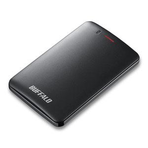 SSD-PM480U3-B/N バッファロー USB3.1(Gen1)対応 外付けポータブルSSD 480GB【簡易パッケージモデル】 WEB限定商品の為、パッケージは簡素化