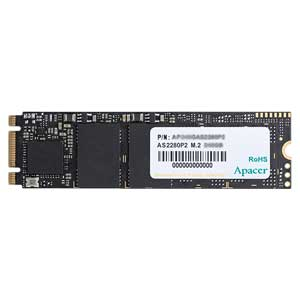 AP480GAS2280P2-1 Apacer(アペイサー) AS2280P2 M.2 NVMe PCIe Gen3 x2 SSD 480GB