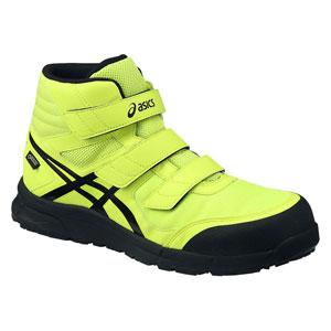 FCP601.0790-24.5 アシックス ウィンジョブ CP601 フラッシュイエロー×ブラック 24.5cm 安全靴