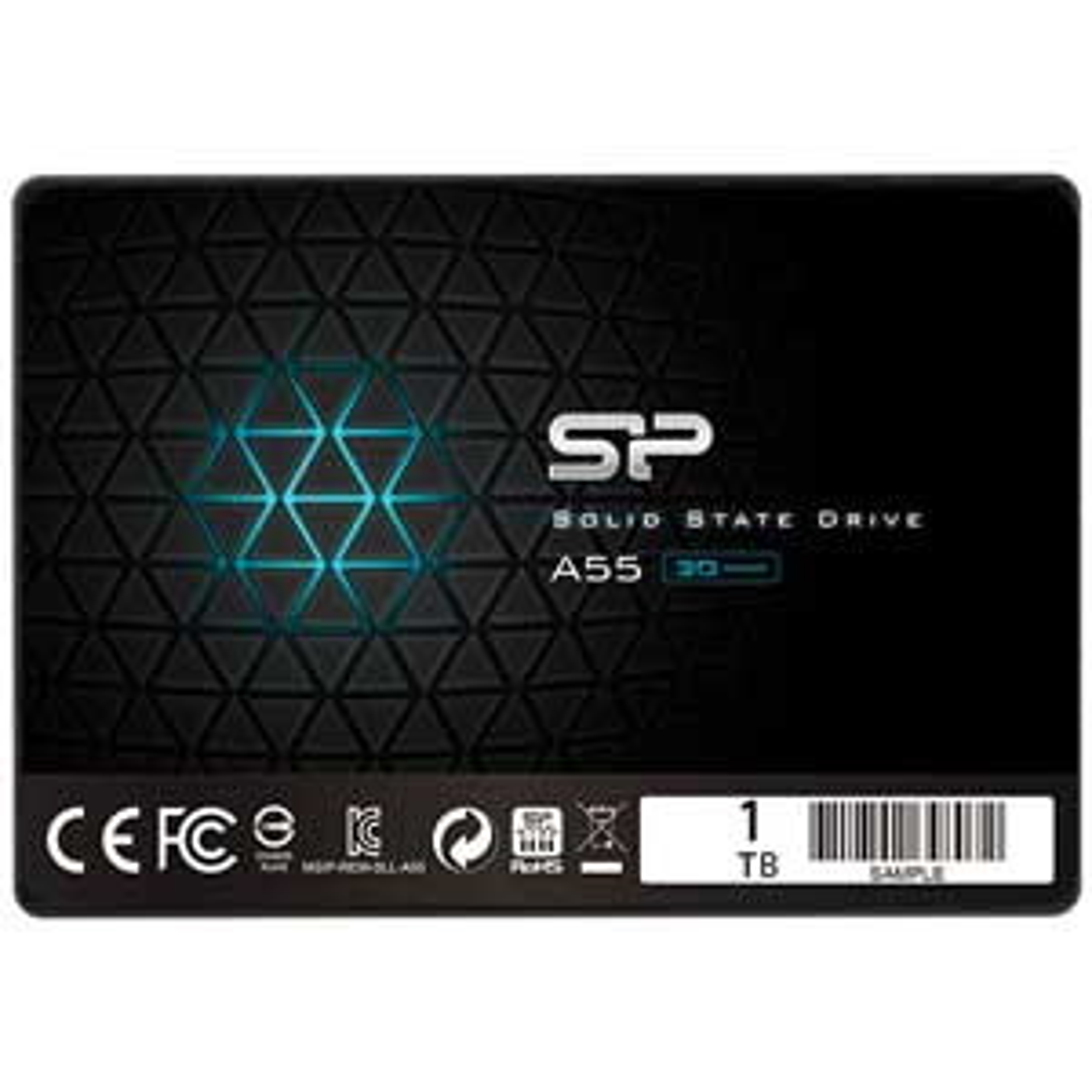 SPJ001TBSS3A55B シリコンパワー SiliconPower SSD A55シリーズ 1.0TB Ace A55