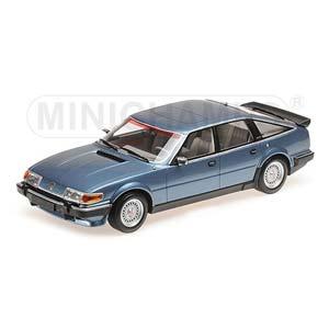 1/18 Rover Vitesse 3.5 V8 1986 Blue metallic【107138400】 ミニチャンプス