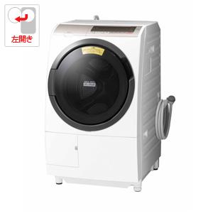 (標準設置料込)BD-SV110CL-N 日立 11.0kg ドラム式洗濯乾燥機【左開き】シャンパン HITACHI