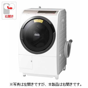 (標準設置料込)BD-SV110CR-N 日立 11.0kg ドラム式洗濯乾燥機【右開き】シャンパン HITACHI