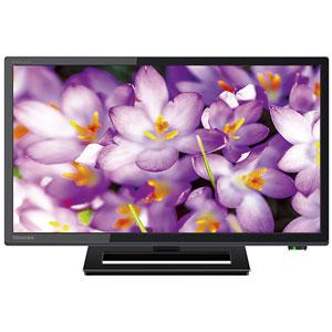 19S22 東芝 19V型地上・BS・110度CSデジタル ハイビジョンLED液晶テレビ (別売USB HDD録画対応)REGZA