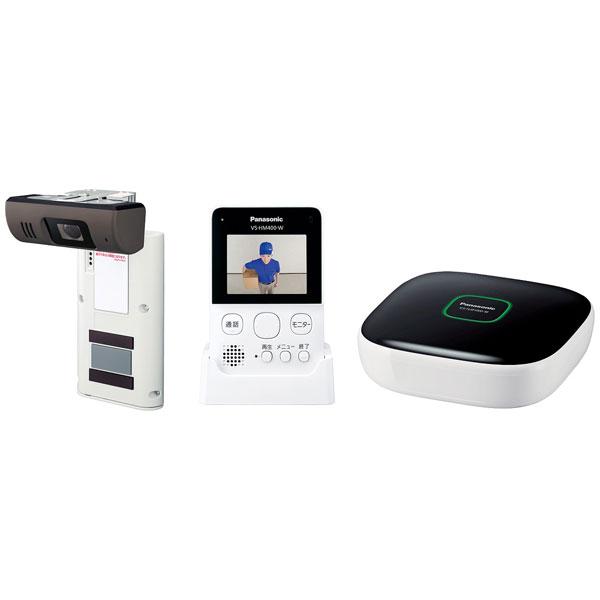 VS-HC400K-W パナソニック ワイヤレスドアカメラ+ホームユニット Panasonic