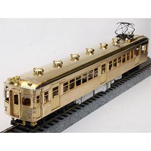[鉄道模型]ワールド工芸 (HO) 16番 国鉄 クモハ51 タイプA (クモハ51013) 車体組立キット