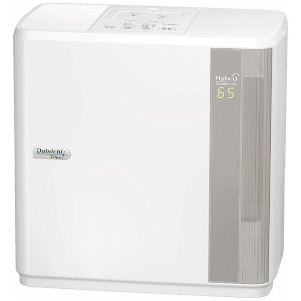 HD-7018-W ダイニチ ハイブリッド式加湿器(木造12畳まで/プレハブ洋室19畳まで ホワイト) Dainichi