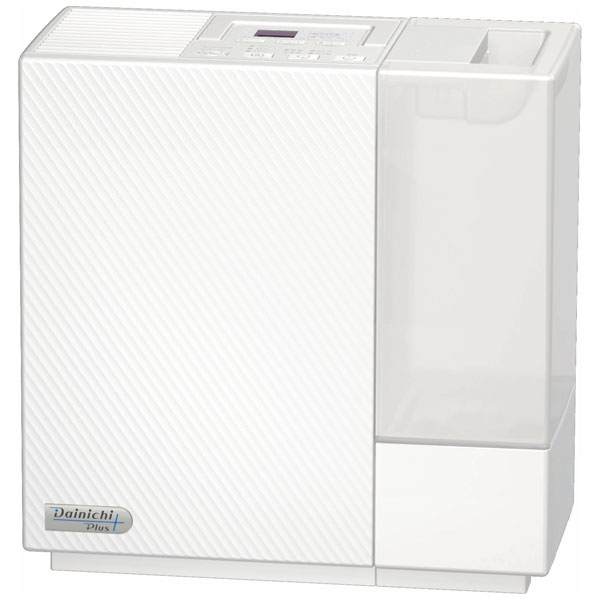 HD-RX318-W ダイニチ ハイブリッド式(温風気化+気化)加湿器(木造5畳まで/プレハブ洋室8畳まで クリスタルホワイト) Dainichi