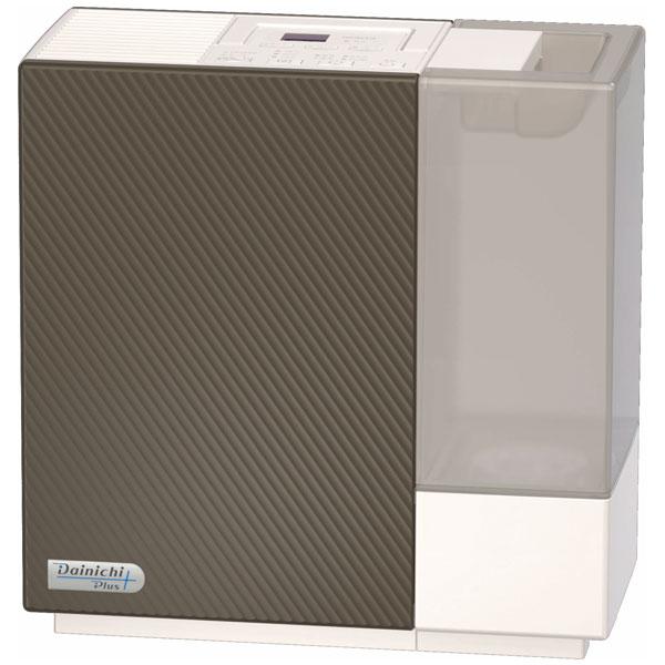 HD-RX318-T ダイニチ ハイブリッド式(温風気化+気化)加湿器(木造5畳まで/プレハブ洋室8畳まで プレミアムブラウン) Dainichi