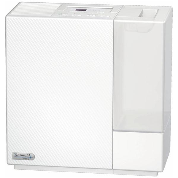 HD-RX518-W ダイニチ ハイブリッド式(温風気化+気化)加湿器(木造8.5畳まで/プレハブ洋室14畳まで クリスタルホワイト) Dainichi