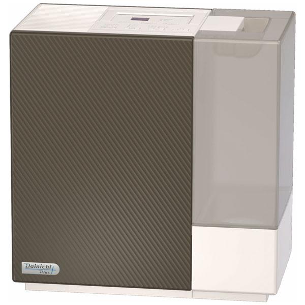 HD-RX718-T ダイニチ ハイブリッド式(温風気化+気化)加湿器(木造12畳まで/プレハブ洋室19畳まで プレミアムブラウン) Dainichi