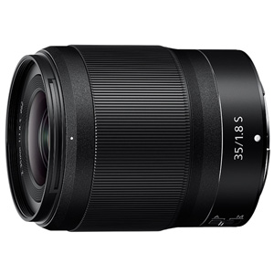 Z35/1.8S ニコン NIKKOR Z 35mm f/1.8 S ※Zマウント用レンズ(フルサイズミラーレス用)