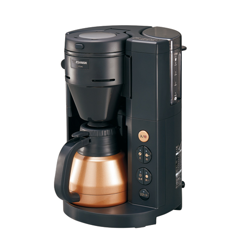EC-RS40-BA 象印 コーヒーメーカー ブラック ZOJIRUSHI 珈琲通 [ECRS40BA]