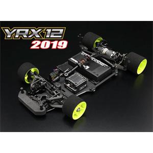 1/12 組み立てシャーシキット 競技用レーシングカー YRX12(2019 年仕様)【YR-X1219】 ヨコモ