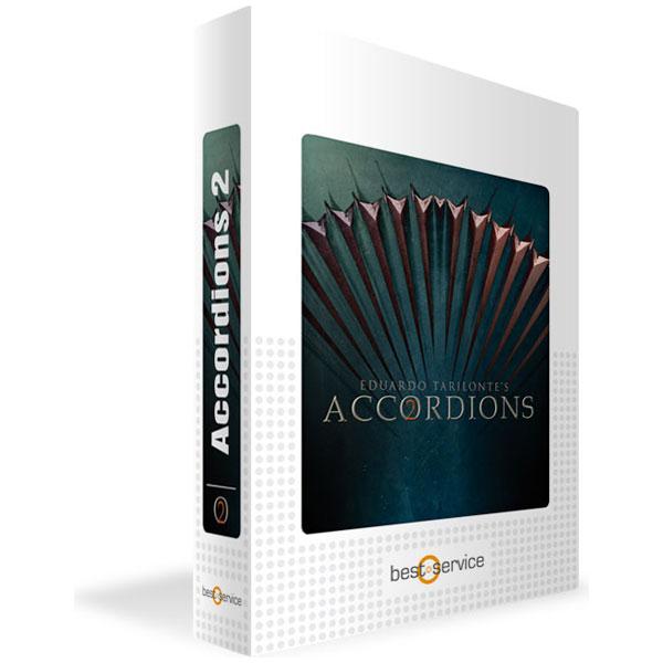 ACCORDIONS 2 / BOX クリプトン