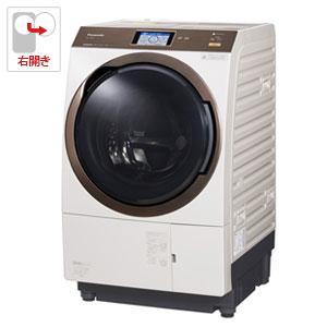 (標準設置料込)NA-VX9900R-N パナソニック 11.0kg ドラム式洗濯乾燥機【右開き】ノーブルシャンパン Panasonic 温水泡洗浄W