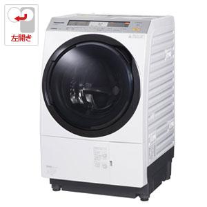 (標準設置料込)NA-VX8900L-W パナソニック 11.0kg ドラム式洗濯乾燥機【左開き】クリスタルホワイト Panasonic 温水泡洗浄W