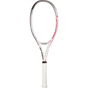 YO VCSVS 562 G1 ヨネックス テニス ラケット(クリアーレッド/ホワイト・サイズ:G1・ガット未張り上げ) YONEX VCORE SV SPEED(Vコア SV スピード)