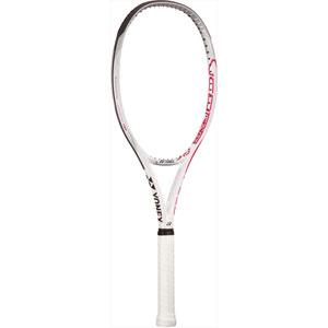 YO VCSVS 562 G2 ヨネックス テニス ラケット(クリアーレッド/ホワイト・サイズ:G2・ガット未張り上げ) YONEX VCORE SV SPEED(Vコア SV スピード)