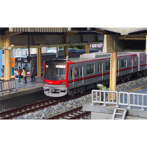 [鉄道模型]グリーンマックス (Nゲージ) 30786 東武70000系(71707編成) 7両編成セット(動力付き)