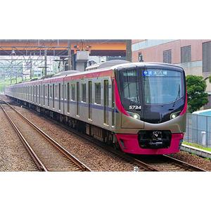 [鉄道模型]グリーンマックス (Nゲージ) 30796 京王5000系(ロングシートモード) 基本6両編成セット(動力付き)