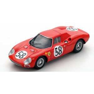 1/43 Ferrari 275LM No.58 Le Mans 1964【LSLM079】 LOOKSMART