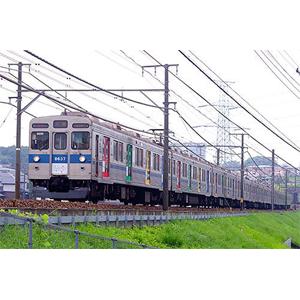 [鉄道模型]グリーンマックス 【再生産】(Nゲージ) 50616 東急8500系(Bunkamura号) 増結用中間車4両セット(動力無し)