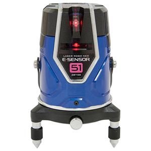 71505 シンワ測定 レーザーロボ Neo E Sensor 51 縦・横・大矩・通り芯×2・地墨