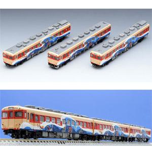 [鉄道模型]トミックス (Nゲージ) 97904 JR キハ58系 ディーゼルカー(いさり火)セット (3両)【限定品】