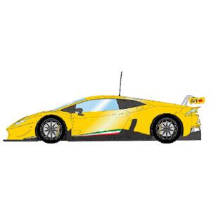 1/43 Lamborghini Huracan GT3 2015 パールイエロー【EM339D】 メイクアップ