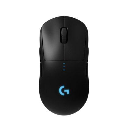 G-PPD-002WL ロジクール PRO LIGHTSPEED ワイヤレス ゲーミング マウス Logicool PRO LIGHTSPEED Wireless Gaming Mouse