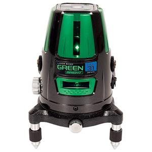 78275 シンワ測定 レーザーロボ グリーン Neo 31 BRIGHT 縦・横・大矩・地墨