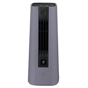HX-HS1-H シャープ セラミックファンヒーター(グレー系/シャドーグレー) 【暖房器具】SHARP プラズマクラスター