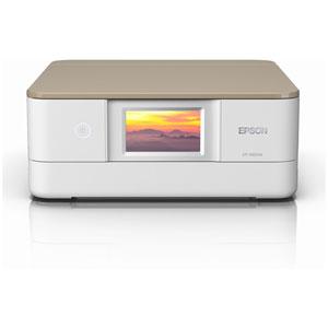 EP-881AN エプソン A4プリント対応 インクジェット複合機(ニュートラルベージュ) EPSON Colorio(カラリオ)