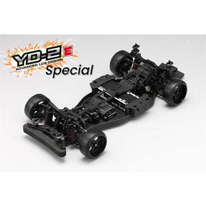 1/10 電動 RWD ドリフトカー シャーシ YD-2E スペシャル オプション付キット(2WD バスタブ仕様)【DP-YD2ES】 ヨコモ