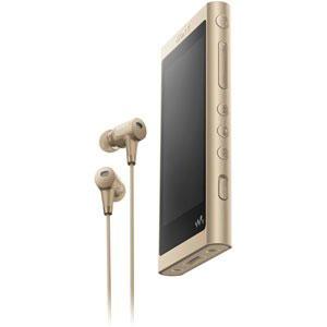 NW-A55HN/N ソニー ウォークマン A50シリーズ 16GB ヘッドホン同梱モデル(ペールゴールド) SONY Walkman【送料無料】