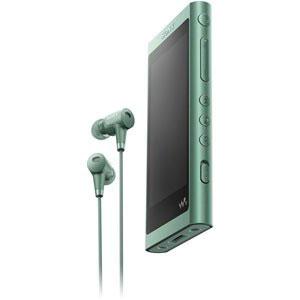 【500円クーポン10/11am1:59迄】NW-A56HN/G ソニー ウォークマン A50シリーズ 32GB ヘッドホン同梱モデル(ホライズングリーン) SONY Walkman