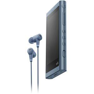 NW-A56HN/L ソニー ウォークマン A50シリーズ 32GB ヘッドホン同梱モデル(ムーンリットブルー) SONY Walkman