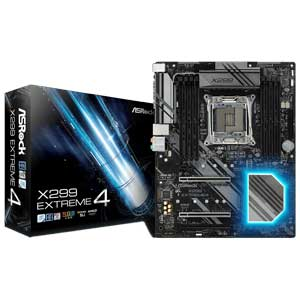 X299 EXTREME4 ASRock ATX対応マザーボードX299 EXTREME4